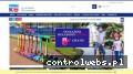 Screenshot strony www.activekid.pl