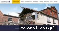 Screenshot strony www.kompensata.com.pl