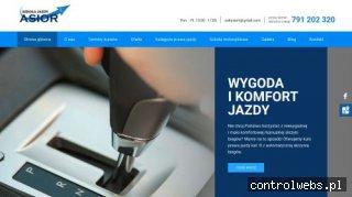 asior.com.pl Nauka jazdy Kraków