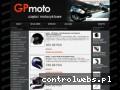 Kaski, części motocyklowe, akcesoria motocyklowe –Gpmoto