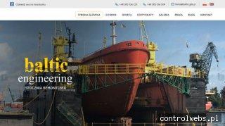 www.baltic.gda.pl remonty siłowni okrętowych