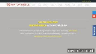 wiktormeble.pl aranżacja wnętrz Tarnobrzeg