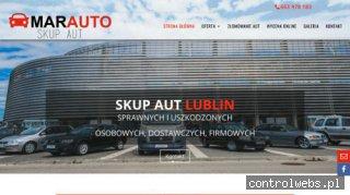 Skup Samochodów MarAuto Lublin skupaut-lublin.com.pl