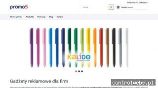 Promo5 - ołówki reklamowe