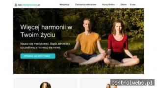 Jak medytować - czym jest medytacja i jak zacząć medytować