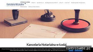 www.notariusz-w-lodzi.plnotariusz łódź