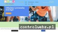 Screenshot strony www.fitklub-rumia.com