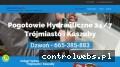 Screenshot strony aquainstal24.pl
