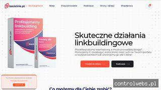 backlink.pl - linkbuilding, pozycjonowanie, strony www
