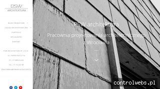 PSW architektura - architektura i wzornictwo