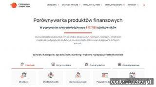 Kredyt online, porzyczka przez internet