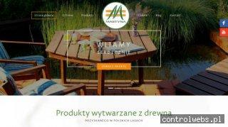 martyna.com.pl architektura ogrodowa