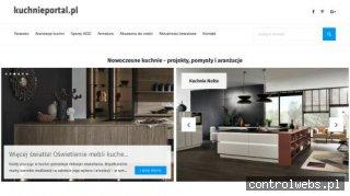 Kuchnieprotal.pl - nowoczesne kuchnie i projekty kuchni