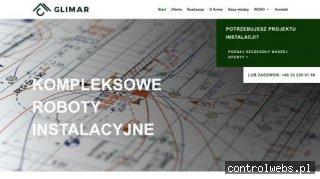 GLIMAR Gliwice - Instalacje Przemysłowe Wod-Kan Gaz Śląsk