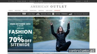 American Outlet C.O.