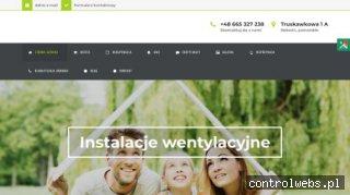 controlwebs.pl klimatyzacja domowa gdańsk