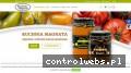 Screenshot strony www.kuchniamagnata.pl