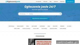 Ogłoszenia Jasło - Darmowe Anonse