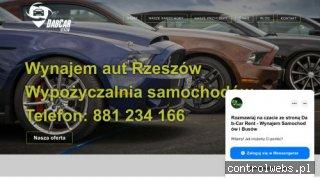 Rent Dab Car- Wynajem aut Rzeszów