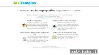 Pożyczki Pozabankowe Na Dowolny Cel | Chwilówki | Dla Firm