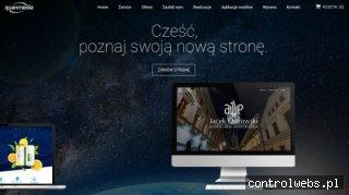Quanmedia - strony internetowe dla firm