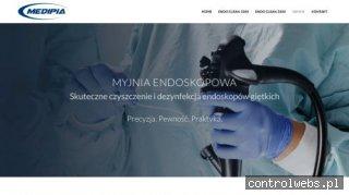 Myjnia Endoskopowa - Serwis i Naprawa Endoskopów