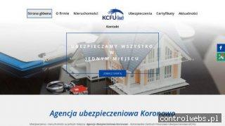kcfu.pl ubezpieczenia koronowo