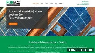 fotowoltaika-foreco.pl