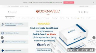 Dornwell - hurtownia materiałów i sprzętu stomatologicznego