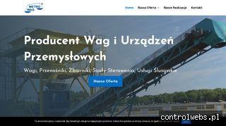 metrowag.com.pl automatyka przemysłowa