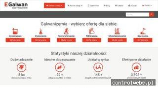Chromianowanie - egalwan.eu