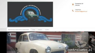 Rekonstrukcja pojazdów zabytowych
