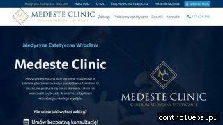 Medycyna Estetyczna Wrocław