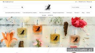 Rozlewane perfumy - perfumeriasensi.pl