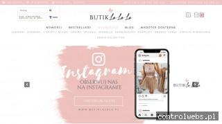 Sukienki hiszpanki - butiklalala.pl