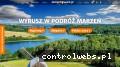 Screenshot strony zorientowani.pl