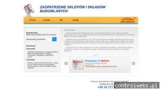 Domieszki do Betonu i Zapraw - Artchem Chemia Budowlana