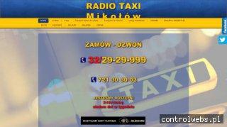 Radio Taxi Mikołów novataxi