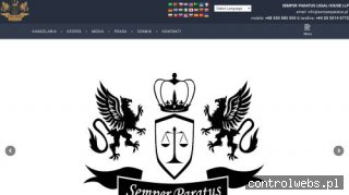 Semper Paratus Kancelaria Prawna