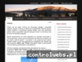 Screenshot strony www.work-and-travel.wnf.com.pl