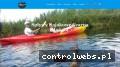 Screenshot strony www.kajaki-wigry.pl