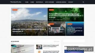 TrusKafejka - Blog graficzno-marketingowy