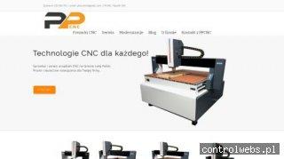 PPCNC Sprzedaż i serwis ploterów frezujących cnc i laserów