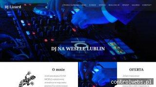 DJ Lizard DJ na wesele Lublin Warszawa Chełm Zamość