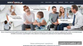 serceiumysl.pl - psycholog łódź, prywatny gabinet