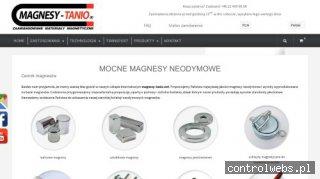 Magnesy - magnesy-tanio.net