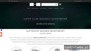 Pola magnetyczne - magnesy-neodymowe.com.pl