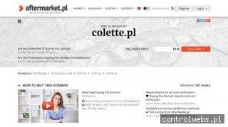 Suknie Ślubne - Colette