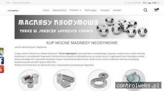 Magnesy neodymowe Castorama - euro-magnesy.pl