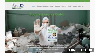 Sprzątanie po zgonach Arsen